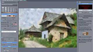 Automatic Painter, create paintings from your photos
