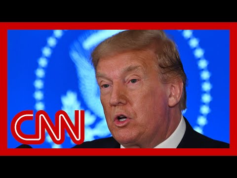 CNN: Trump threatens executive action if no stimulus is passed