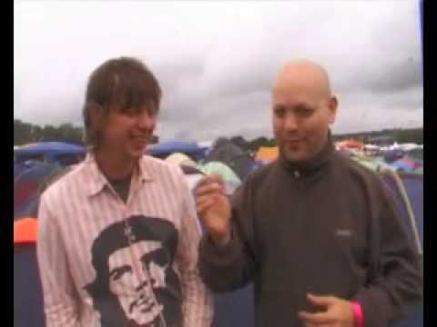 On Tour TV: Addictive TV at Glastonbury   Tekkon Kinkreet