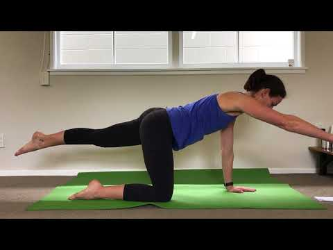 Pilates for PR - more advanced mat exercises
