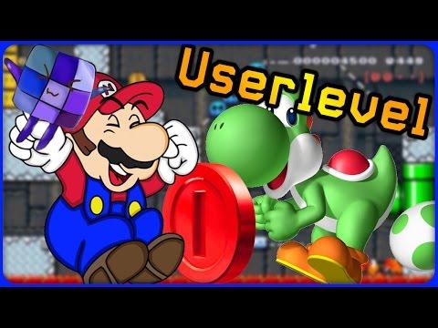Spaßige Level! - Userlevel #140 - Let's Play Super Mario Maker Online