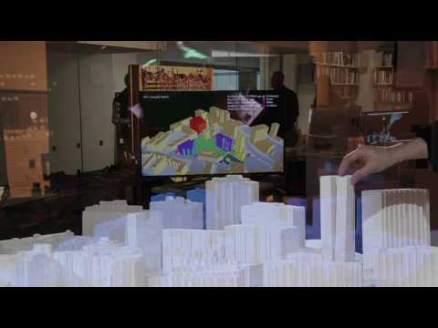 CityScope Platform for Algorithmic Zoning and Urban Design