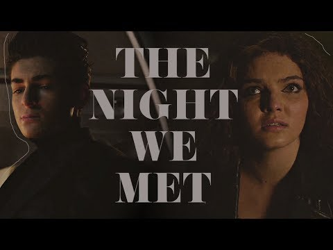 Bruce & Selina — The Night We Met. (+5.11)