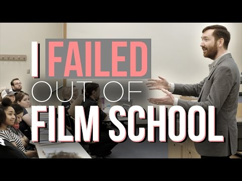 I Failed out of Film School | Hey.film podcast ep17
