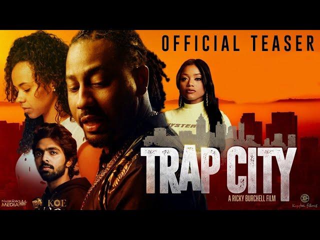 Trap City - Official Teaser | Kyyba Films | Brandon T Jackson | Nepoleon | GV Prakash