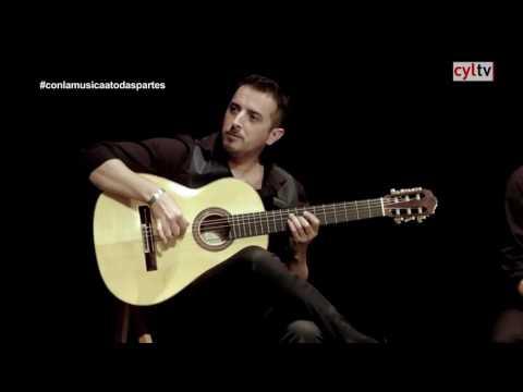 Raul Olivar. Con la música a todas partes. Valle del vino