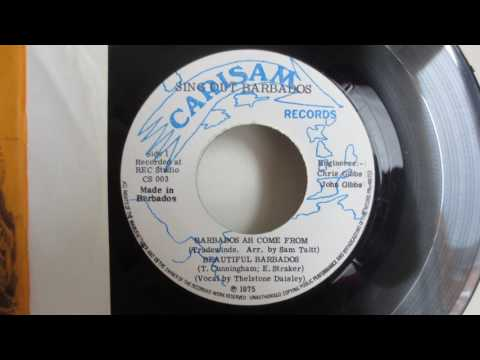 Barbados Ah Come From.  Sing Out Barbados (1975)