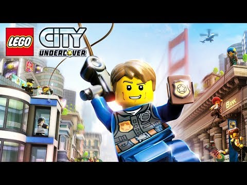 Coolest LEGO Game EVER | Lego GTA V Adventure Game | Lego City Undercover Gameplay