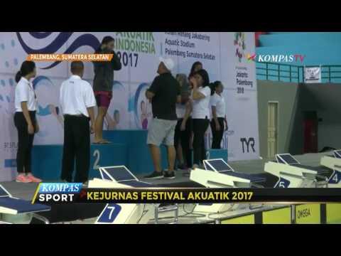 Kejurnas Festival Akuatik 2017 Mp3