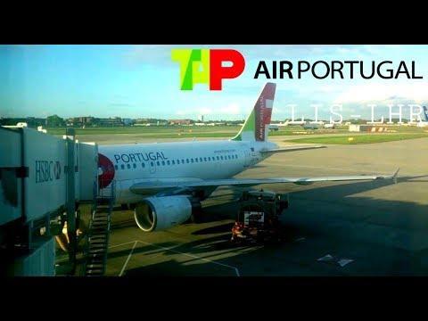 ✈TRIP REPORT | TAP Air Portugal | Lisbon - London Heathrow | Airbus A319 | (ECONOMY)