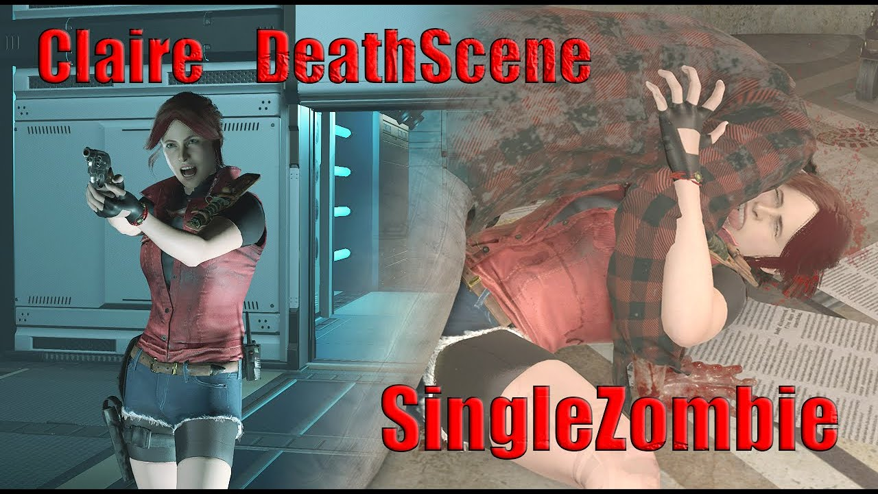 Download (ryona)SingleZombie  Claire CodeVeronica DarkSideChronicles(no black out)