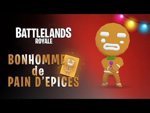 BATTLELANDS ROYALE - LE BONHOMME DE PAIN D'ÉPICES !