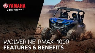 The 2021 WOLVERINE RMAX FEATURES AND BENEFITS