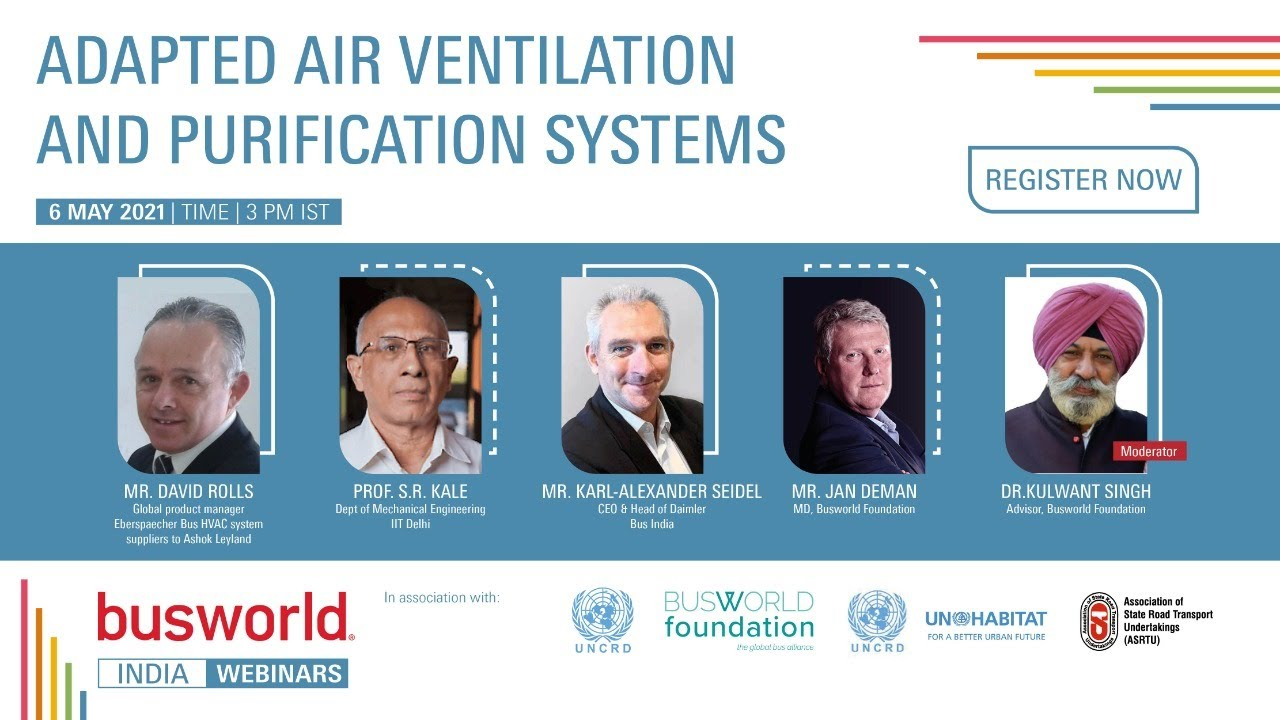 First results on research program on safe air ventilation, air purification and sanitization in PT