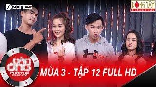 Đàn Ông Phải Thế Mùa 3 | Tập 12 Full HD: Việt Hương Thu Nhận Huỳnh Quý - Lâm Thắng (23/09/2017)