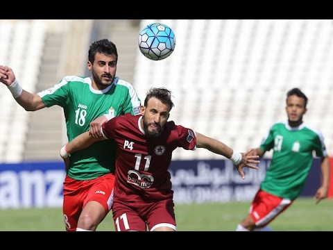 Nejmeh vs Al Wehdat (AFC Cup 2017: Group Stage)