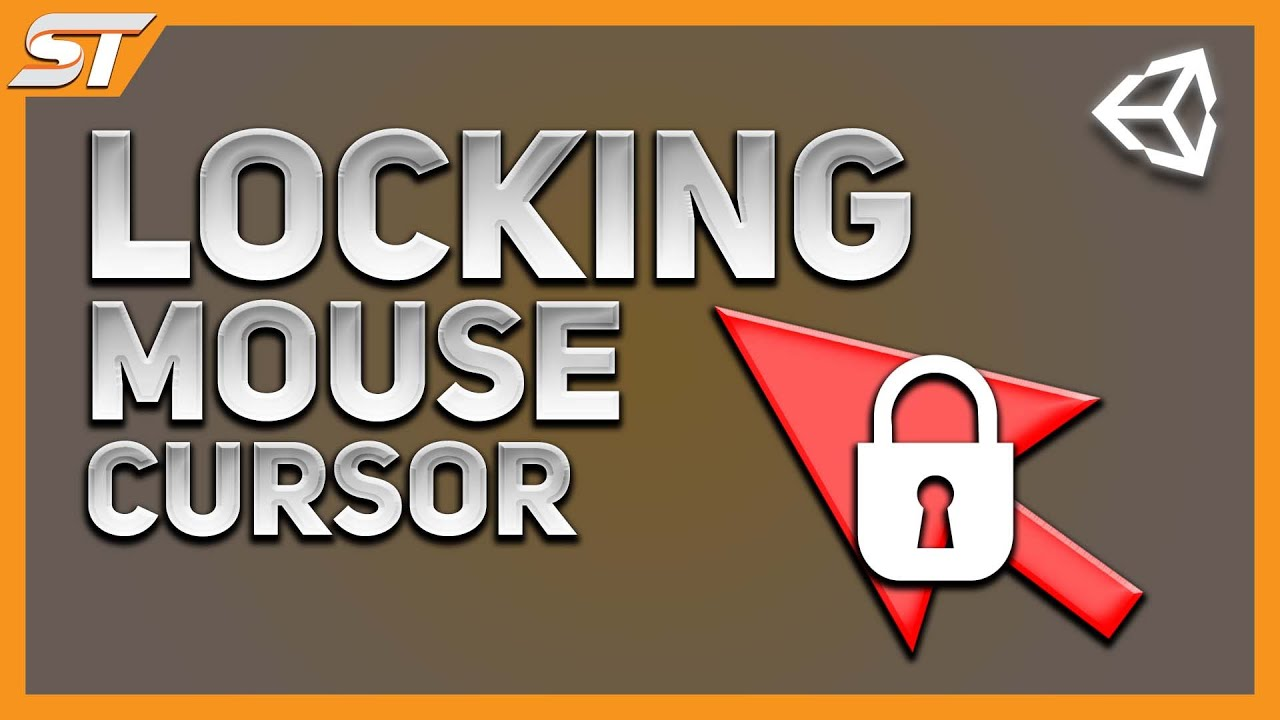 Locking Mouse Cursor in Unity