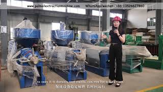 Supply 500kg/h palm kernel oil expeller machine, palm kernel oil press machine