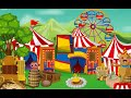 Circus Carnival Escape - Cartoon games to play - yourchannelkids