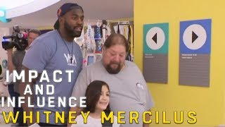 How Whitney Mercilus Positively Impacts his Community