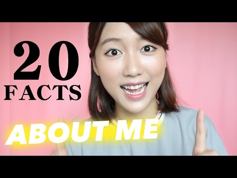 20 facts about me   曾在機場等9小時的韓星是... Ling Cheng