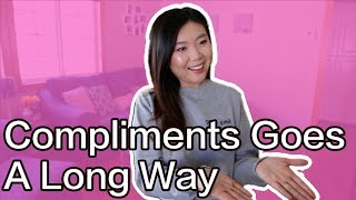 用流利的英文赞美别人 | Give compliments in fluent English