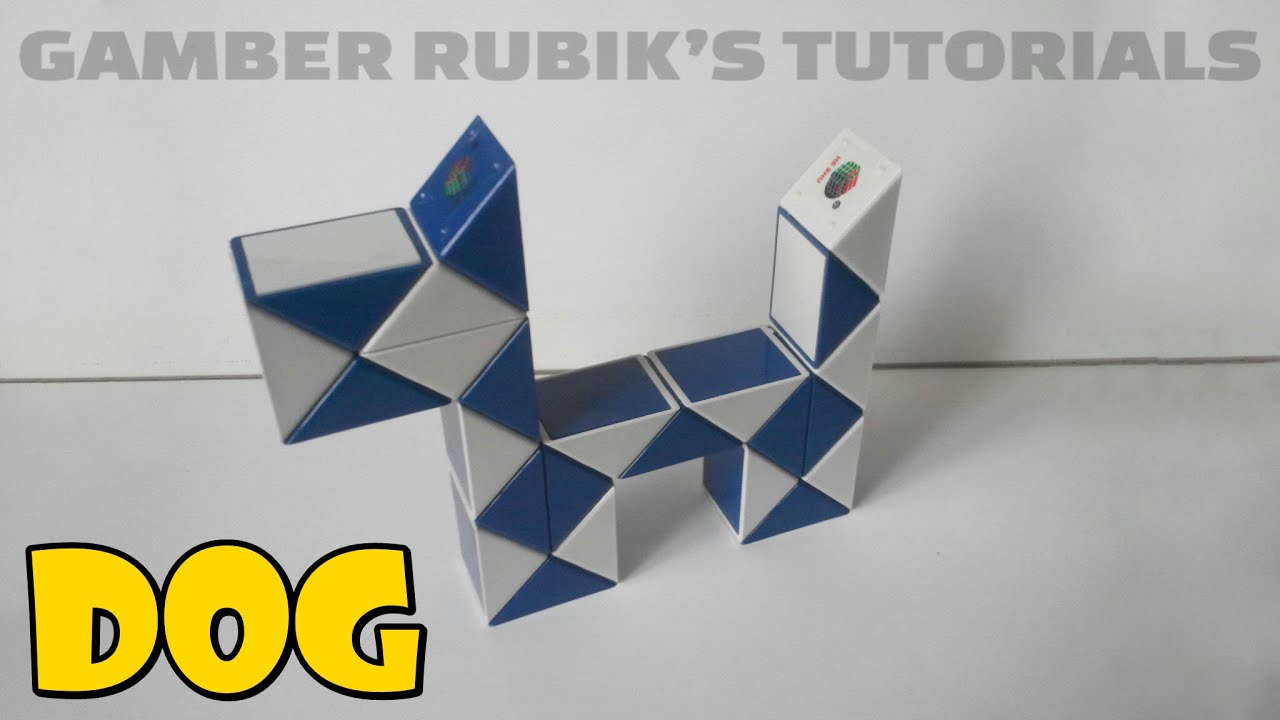 How To Make A Cube Dog Photo