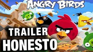 Trailer Honesto - Angry Birds - Legendado