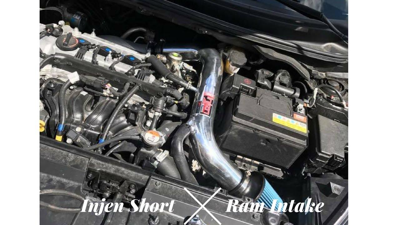 2016 Hyundai Veloster Turbo Injen Intake Install