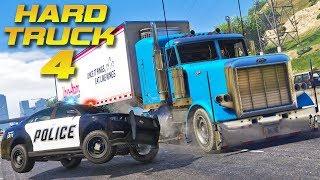 """Hard Truck 4"" GTA 5 - Action Film"