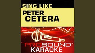 Restless heart (karaoke with background ...