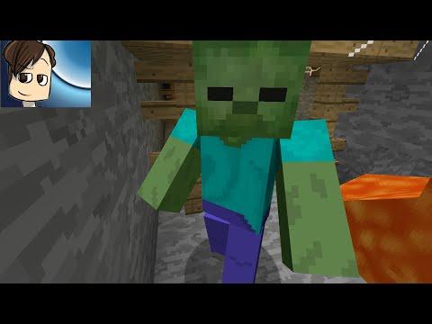 Minecraft For Kids - Adventure - Mineshaft! S2 E13