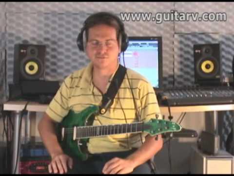 Advanced Guitar Lesson: Composition Techniques 2 of 3