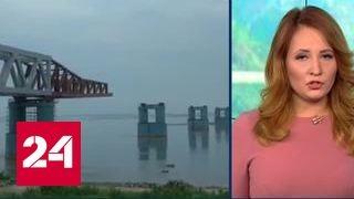 Строительство по тройной цене  Нарендра Моди открыл самый длинный мост в Индии