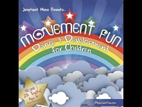 New Preschool Music: Movement Fun!