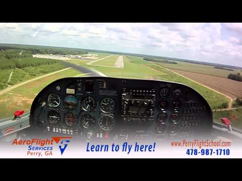 Pitch and Airspeed Techniques for a Good Landing