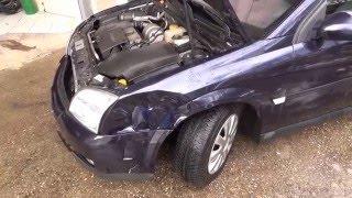 Быстрый перекуп Opel Signum 2.2 DTI 2003г 125лс Тест-драйв перекуп