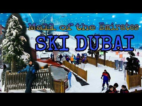 SKI DUBAI | MALL OF THE EMIRATES