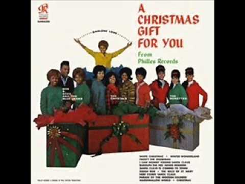 Ronettes Frosty The Snow Man   Stereo