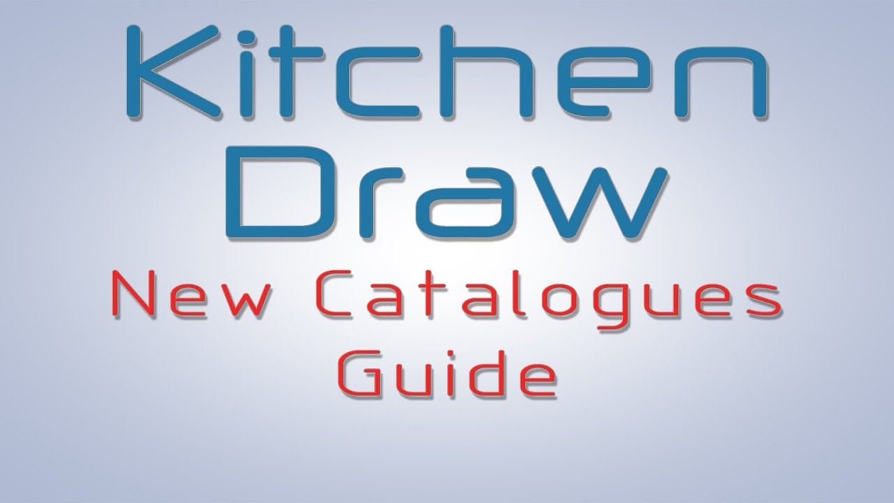 KITCHENDRAW TÉLÉCHARGER CATALOGUE
