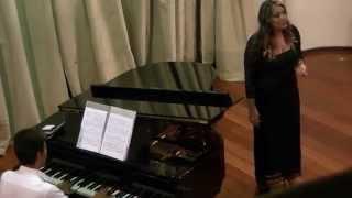 """Tania Moura - Aria """"Cantilena"""", Bachianas Brasileiras nº 5, Heitor Villa-Lobos"""