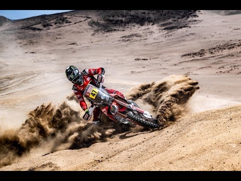 Joan Barreda Bort ganó la primera etapa del Dakar en motos (07-01-2019) Carburando.com