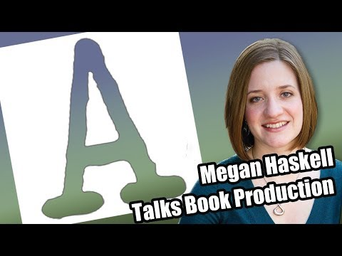 Megan Haskell Talks Book Production Mp3