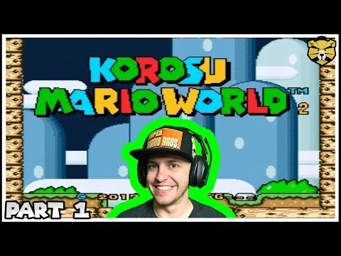Presenting Korosu World 2 An Awesome New And Difficult Rom-Hack