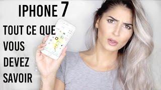 IPHONE 7 - L'ECRAN EST JAUNE ! Iphone 7 vs 6s: Nouveautés & Déceptions - Français