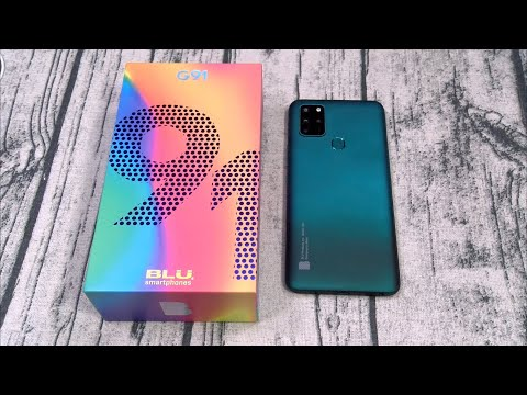 """BLU G91 """"Real Review"""" - The Best $149 Phone Ever?"""