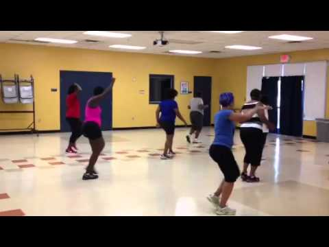 Can't Get Enough line dance - Nu Body and Soul Steppers