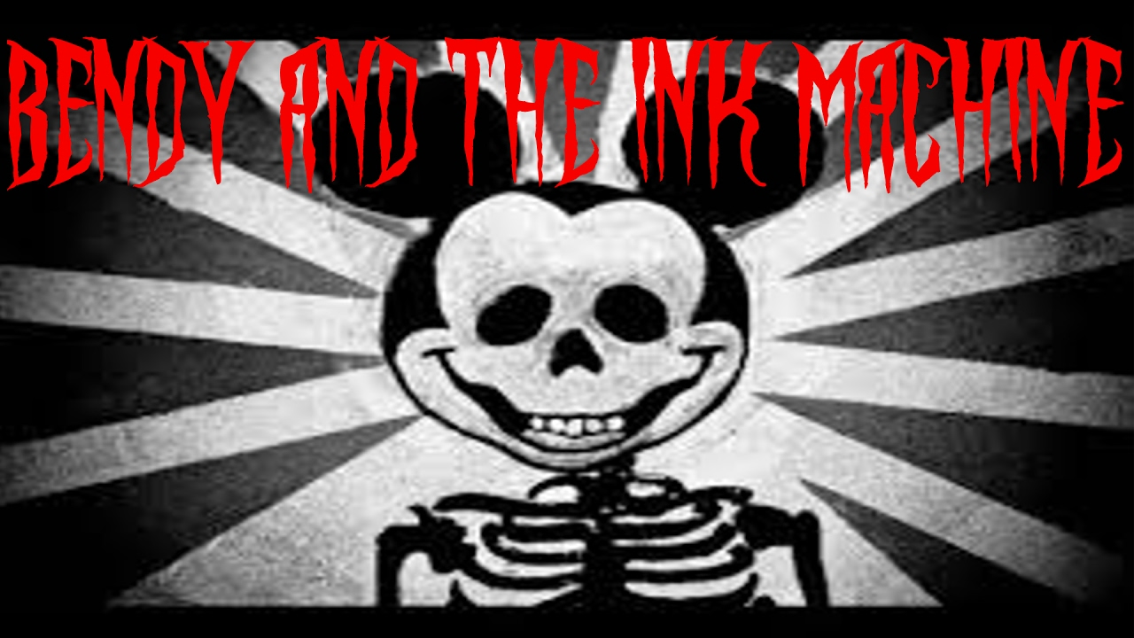 bendy and the ink machine scary