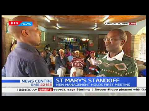 S.t Mary's Hospital Standoff:Nuns fight priest for hospital