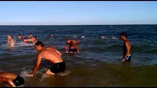 Приколы на Море Лагерь Аист 2012